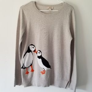 Puffin Crew Neck Sweater